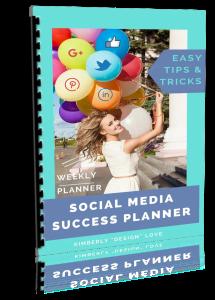 Social Media Success Planner