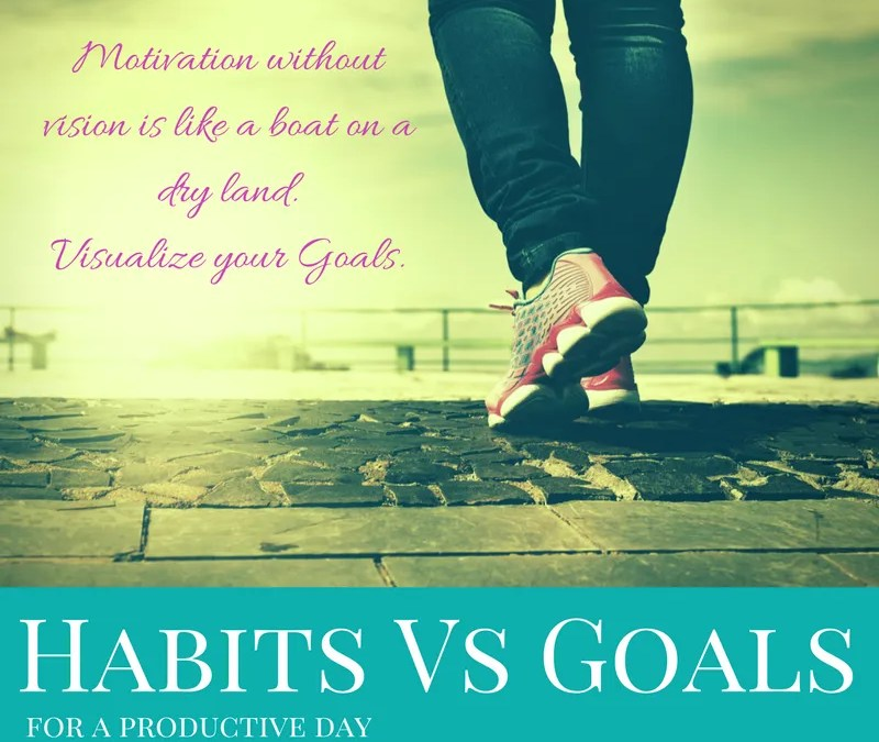 Habits vs Goals vs New Year's Resolutions
