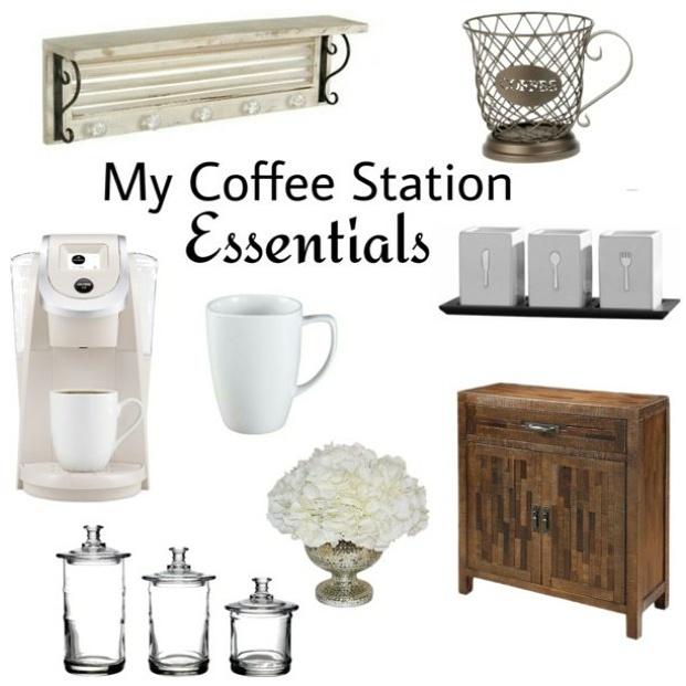 My Coffee Station Essentials
