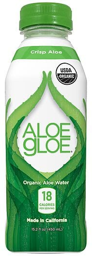 Beauty Product of the Week: Aloe Gloe Water