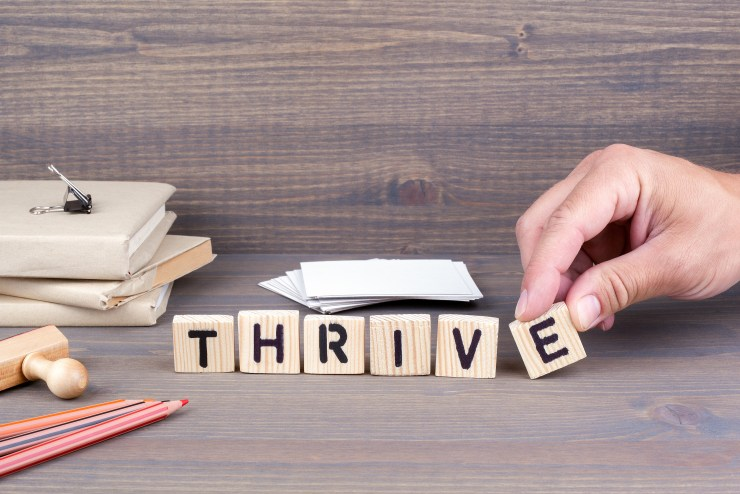 Thriving in the middle Workplace Coaching
