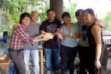 Ling Ning, Swaine, Kishore, Pei Yi, Brenda, Melissa