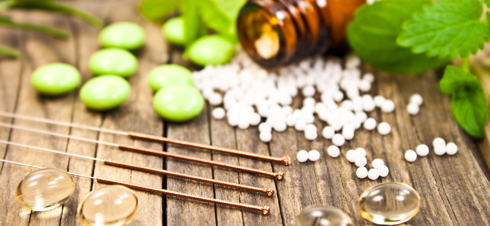 acupuncture homeopathy chinese herbs