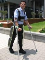 The ReWalk Exoskeleton