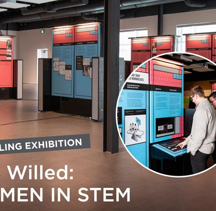 Iron Willed: Women in STEM