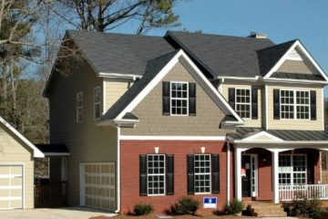 Exterior Paint Colors Scheme Inspiration | Kimberly Painting on Brick House Painting Ideas  id=68413