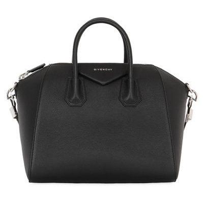 Luisaviaroma Sale Givenchy Antigona Bag Black Leather