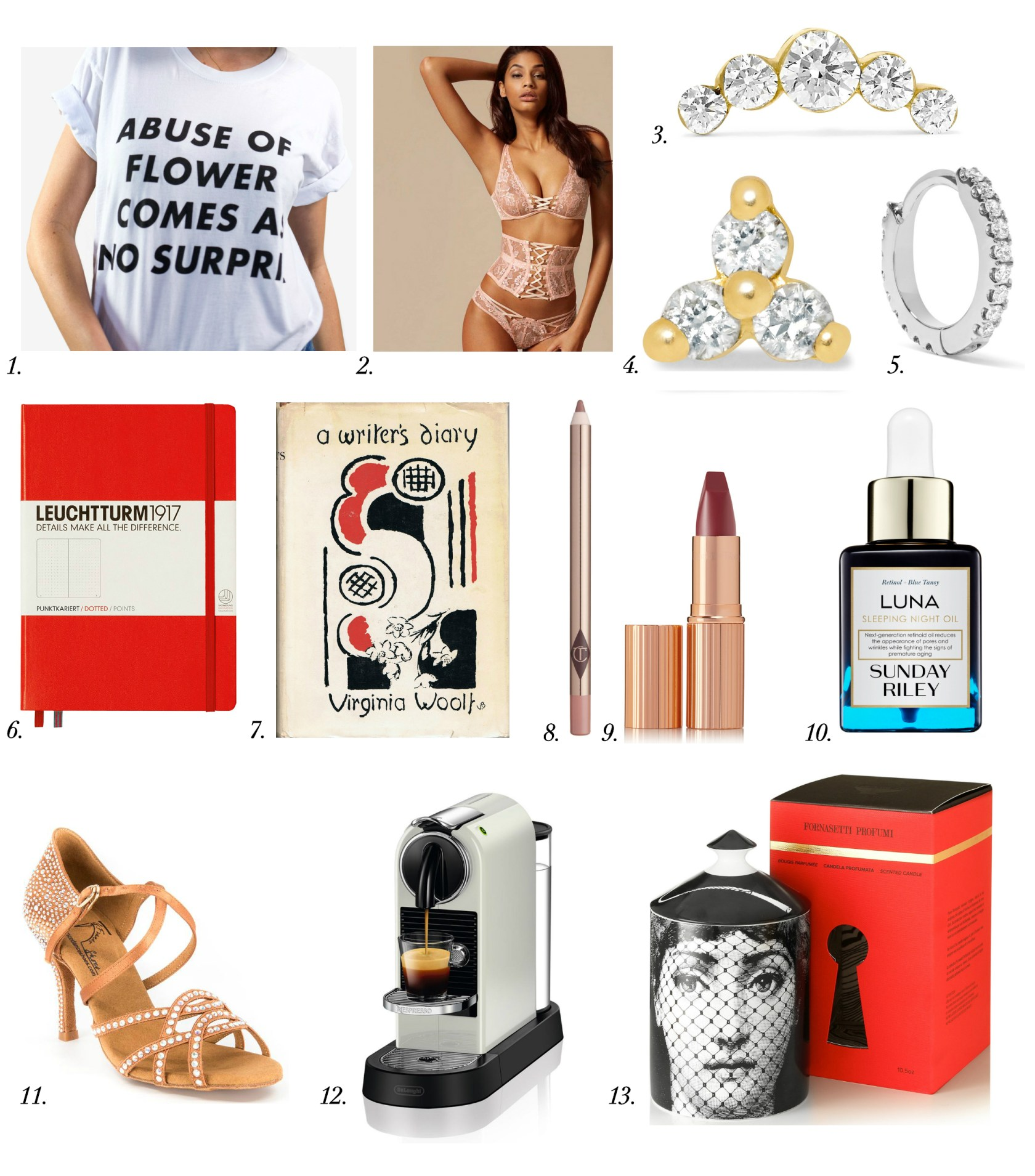 A Very Coquettish Christmas Gift Guide