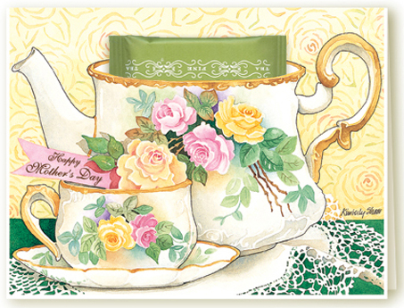 Greetings From Kimberly Shaw Mothers Day Teacup