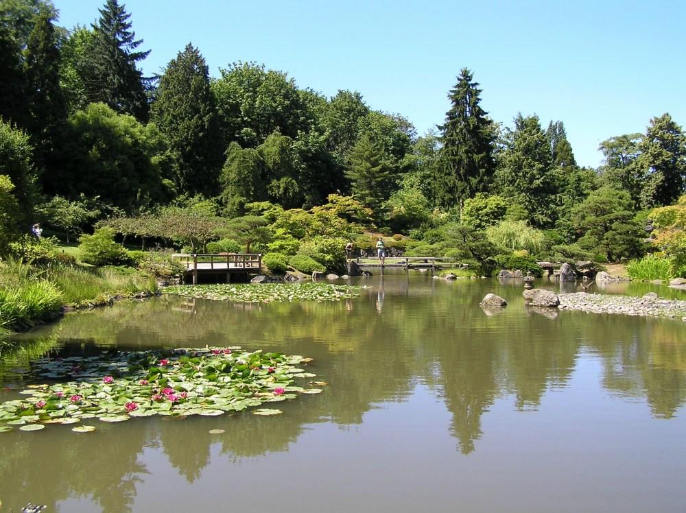 Praying in Seattle - The Japanese Garden (4/6)