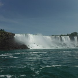 Niagara Falls Attractions Guarantee You'll Get Wet