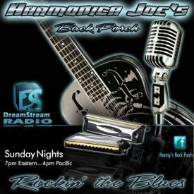 Listen to Harmonica Joe's Back Porch Radio