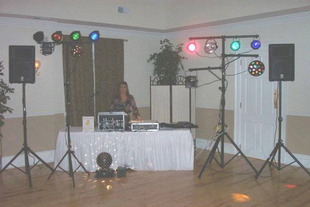 me with my full DJ spread