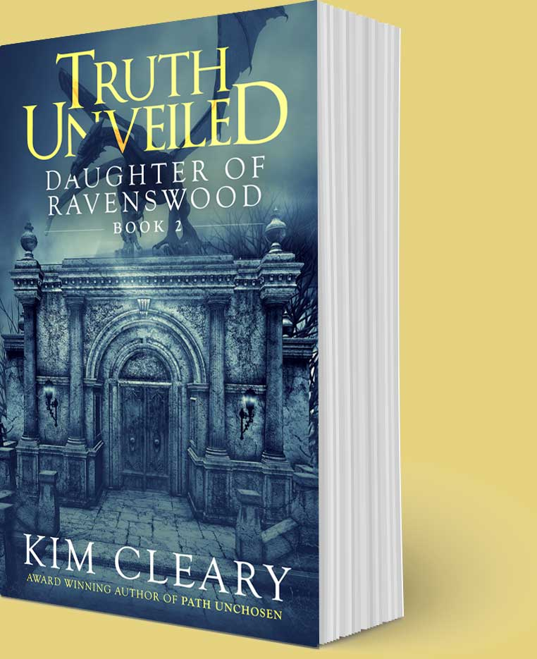 Truth Unveiled by Kim Cleary - latest release