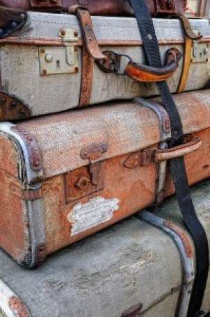 Luggage by Andrew Stawarz/Flickr