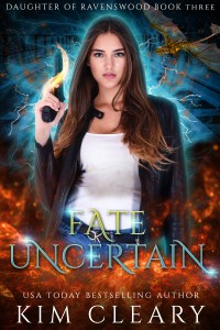 New Adult Urban Fantasy Series