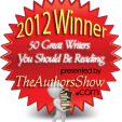Authors Show Winners Seal 2012 - 2013