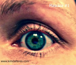 mascara image #1 with text