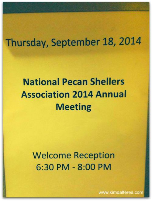 national pecan shellers association with text