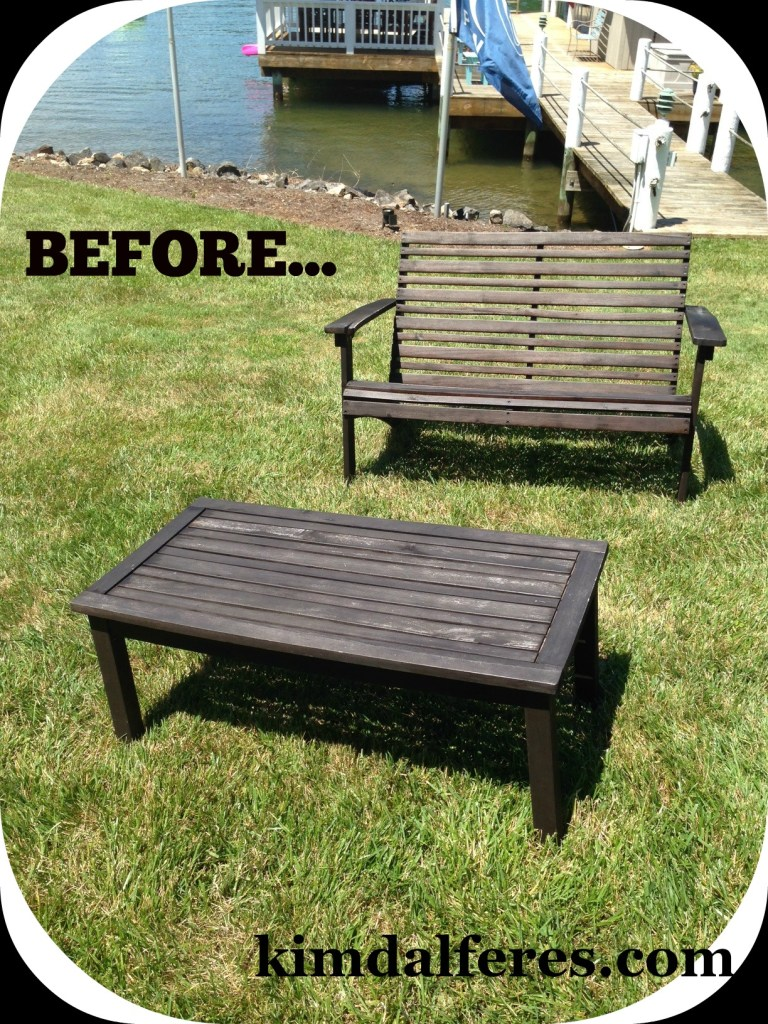 bench before with text