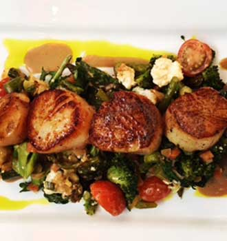 Lion and Bright - healthy restaurants halifax | Kim D'Eon