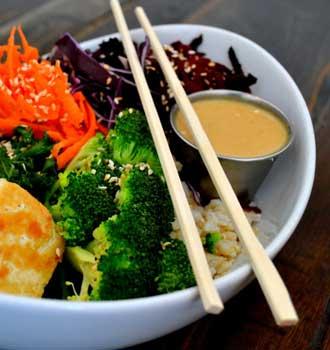 Wild Leek - healthy restaurants halifax | Kim D'Eon