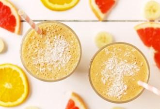 Fruit Smoothie: Grapefruit smoothie recipe | Kim D'Eon