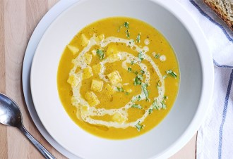 Curried Pumpkin Soup Recipe | Kim D'Eon - Holistic Nutrionist