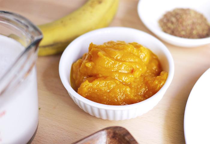 Kim D'Eon's Pumpkin Spice Smoothie