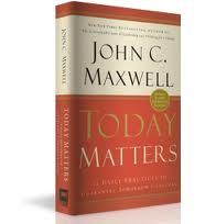 Today Matters Book Image