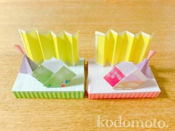 お雛様を折り紙で☆1番簡単な折り方!子どもにおすすめ!