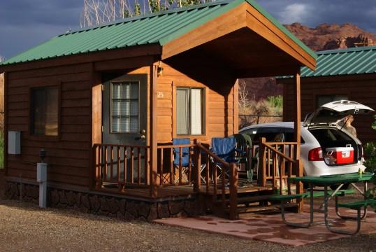 De cabin