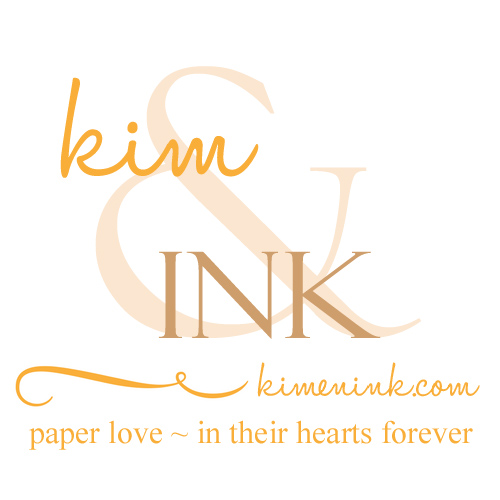 kimenink logo orange