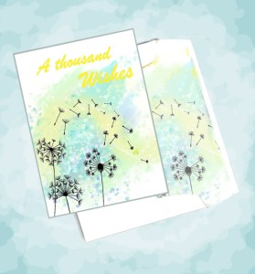 handmade card category image