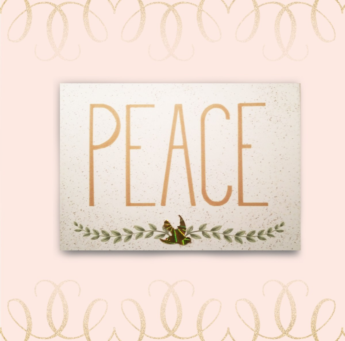 Peace on Earth, A Christmas Card For All