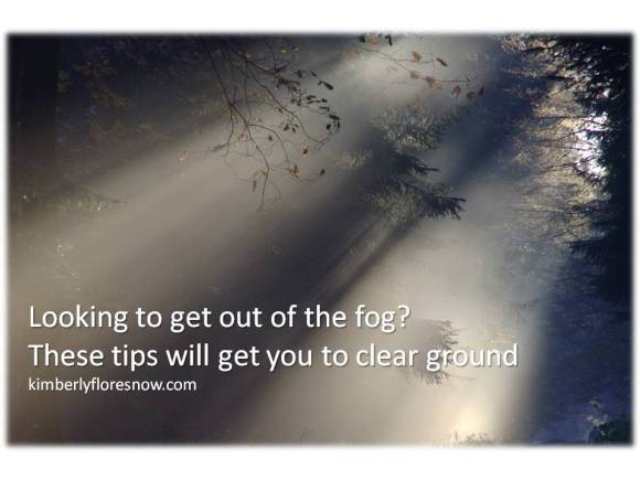 Get Out of the Fog
