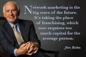 Jim Rohn on Network Marketing