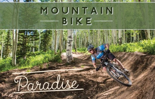 Mountain Bike Paradise: Park City, Utah