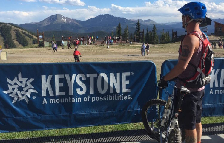 Keystone Mountain Biking