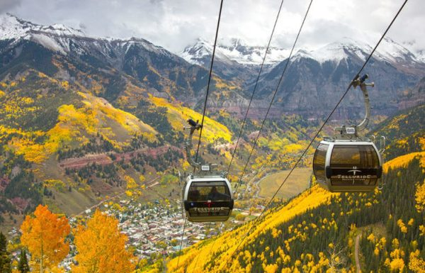 Travel to Telluride for the Season that Shimmers