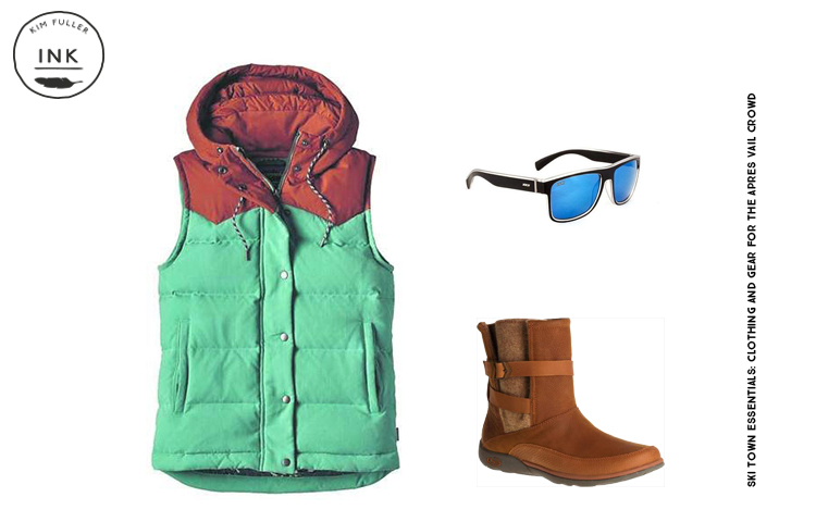 Ski town essentials: Clothing and gear for the apres Vail crowd