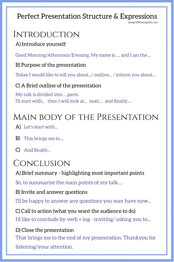how to start a presentation # 41
