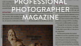 Plugging the Overhead Leak - Professional Photographer Magazine