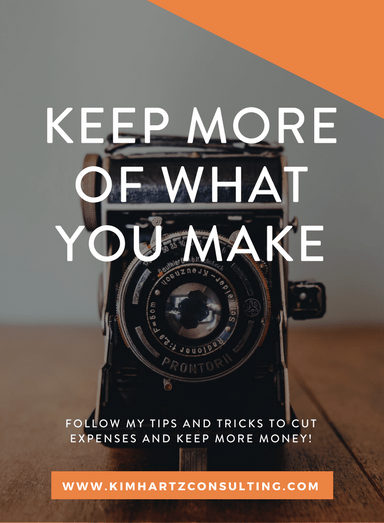 Keep More of What you Make
