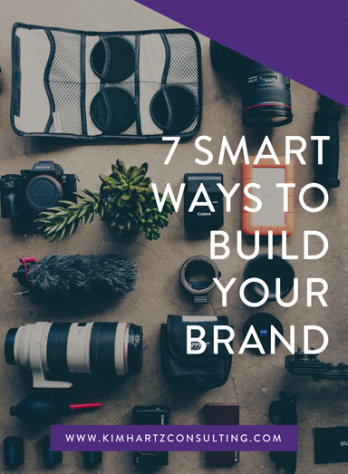 7 Smart Ways to Build your Photography Brand