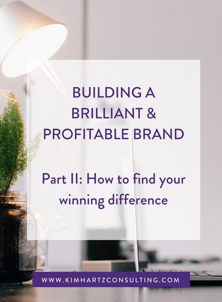 Why should customers choose you? How to find your winning difference