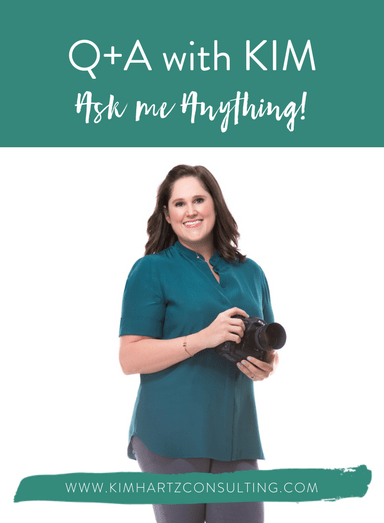 Find out how to run your dream business- Q+A with Kim