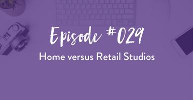 Home Studios versus Retail Studios
