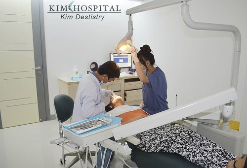 Phòng điều trị nha khoa