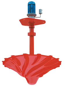 Surface aerator ASP